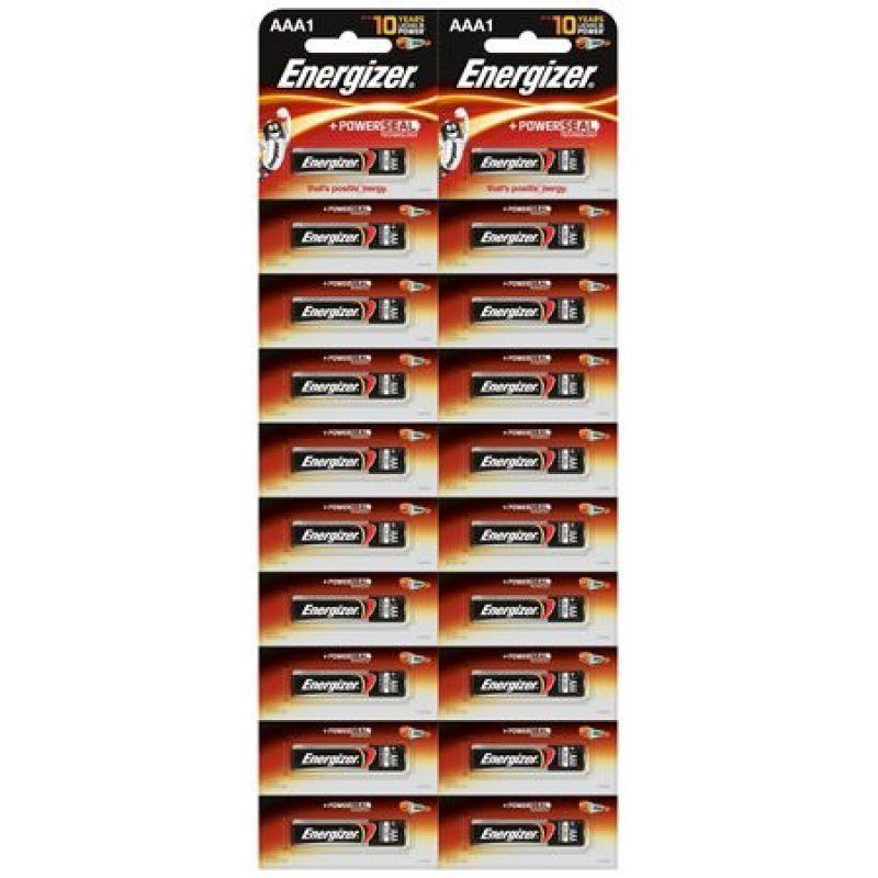 ENERGIZER Classic AAA BL20  Kiegészítő