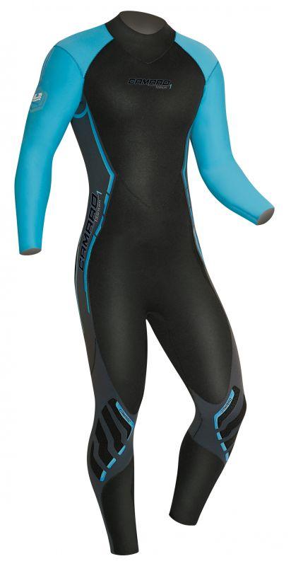CAMARO Nedves ruha TITANIUM 1 mm férfi