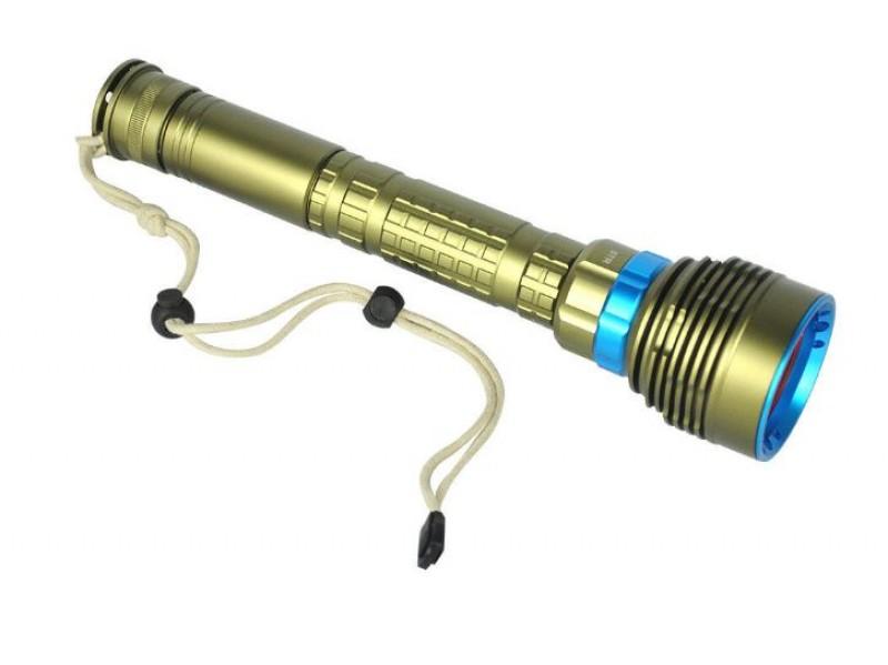 CLEARLED Búvárlámpa YHX0142 - 8400lm        Búvárlámpa