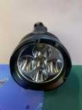 CLEARLED Búvárlámpa M55 6000 lm        Búvárlámpa