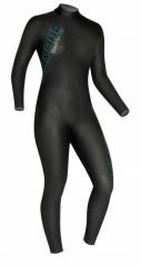 CAMARO Triatlon Úszóruha BLACKTEC SKIN női Úszóruha