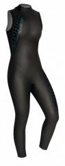 CAMARO Triatlon Úszóruha BLACKTEC SKIN 7/8 női Úszóruha