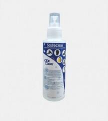 LOOK CLEAR Fertőtlenítő ScubaClean Spray 125ml               Búvárcsizma